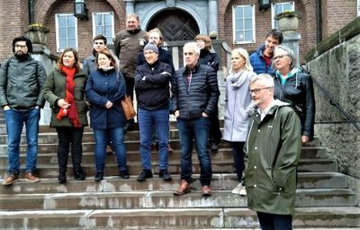 Guidance of the Future: 3rd BRIDGE+ Meeting in Östersund