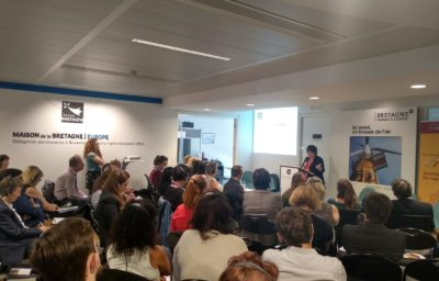 Fostering Human Capital: Full House at Maison de la Bretagne | Europe during #EURegionsWeek