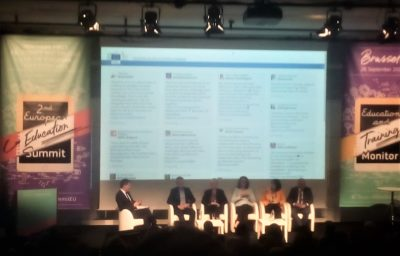 SecondEuropean Education Summit: The Importance of Teaching
