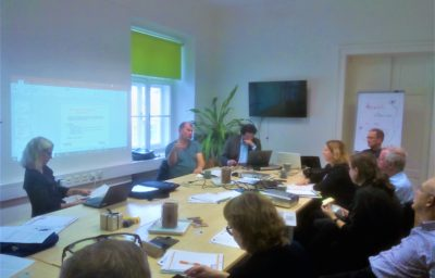 Communication, Coordination, Cooperation: 4th BRIDGE+ Partner Meeting in Graz