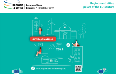 EARLALL at the European Week of Regions & Cities 2019: Regional Cooperation for Skills Ecosystems (week summary)
