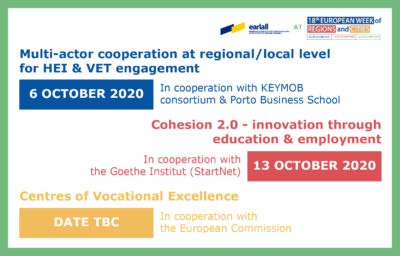 #EUREGIONSWEEK 2020