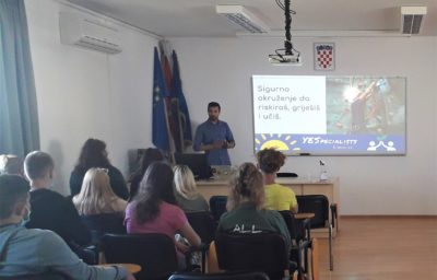 Varaždin County spreads youth entrepreneurship spirit